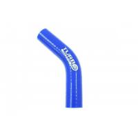 [Kolanko 45st TurboWorks Blue 76mm XL]