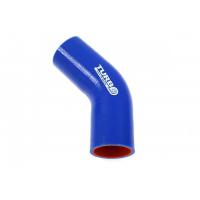 [Kolanko 45st TurboWorks Pro Blue 76mm]