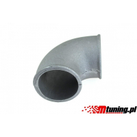 [Kolanko aluminiowe odlew 90st 83mm]