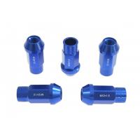 [Nakrętki JBR 50mm M12 x1.5 BLUE]