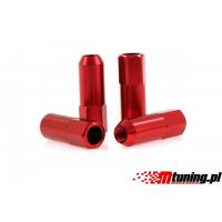 [Nakrętki JBR 60mm M12 x1.25 RED]