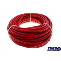[Przewód podciśnienia silikonowy TurboWorks Red 4mm]