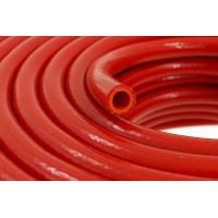 [Przewód podciśnienia silikonowy zbrojony TurboWorks PRO Red 10mm]
