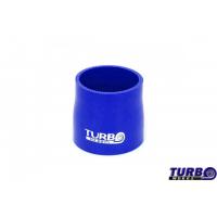 [Redukcja silikonowa TurboWorks Blue 67-73mm]