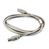 "[USB ""A"" to USB ""B"" Cable]"