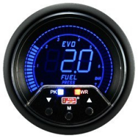 [ZEGAR AUTO GAUGE EVO PEAK 60mm - FUEL PRESSURE]