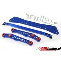 [Zestaw Zawieszenia Tył wahacze Honda Civic 92-95 Blue]