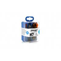 [Halogénové žiarovky a poistky súprava 8ks H7]