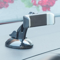 """[Univerzálny držiak 2in1 s úchytom na sklo / vetracie mriežky Smartphone 3,5 """"- 6,5""""]"""
