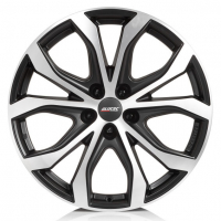 [ALUTEC W10 - RACING BLACK FRONT POLISHED]