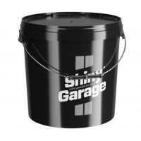 [Shiny Garage Wiadro 20L Black + Grit Guard]