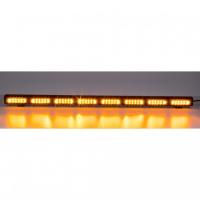[LED alej vodeodolná (IP67) 12-24V, 48x LED 3W, oranžová 970mm]