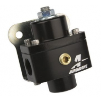 [Regulator ciśnienia paliwa Aeromotive Marine Carbureted ORB-06 Black]