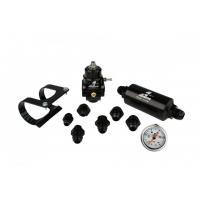 [Regulator ciśnienia paliwa Aeromotive X1 Carbureted + Pompa 340LPH]