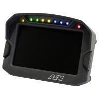 [Cyfrowy wyświetlacz AEM ELECTRONICS CD-5 Carbon (GPS, Logowanie)]