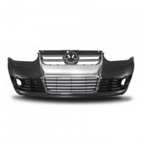 [Predný nárazník v športovom dizajne s hmlovými svetlometmi vhodný pre VW Golf 4]