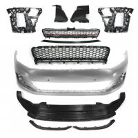 [Predný nárazník vč. mriežky a hmlového svetla s otvormi PDC vhodnými pre VW Golf 7]