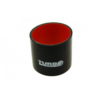 """[Silikónová hadica TurboWorks Pro Black - 60mm (2,36"""")]"""