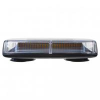 [Rampa oranžová, 72x SMD LED, magnet, 12-24V, 280mm, ECE R10 / R65]