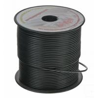 [Kábel 1,5 mm, čierny, 100 m bal]