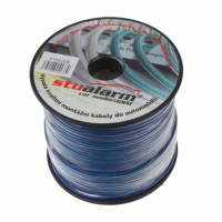 [Kábel 1,5 mm, modrý, 100 m bal]