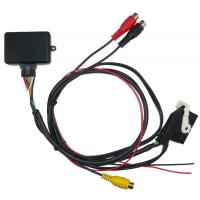 [adaptér A / V výstup pre OEM navigáciu VW RNS-510 (MFD3)]