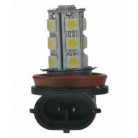 [LED H11 biela, 12V, 18LED / 3SMD]
