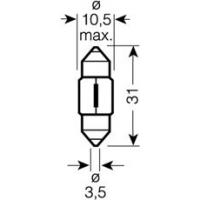 [OSRAM 12V SV8,5-8 10W standard (10ks)]