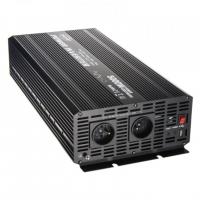 [Měnič napětí z 24/230V + USB, 5000W]