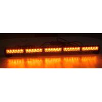[LED světelná alej, 30x 1W LED, oranžová 800mm, ECE R10]