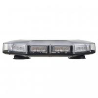[LED rampa, oranžová, magnet, 30x LED 1W, ECE R65]