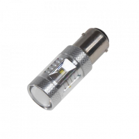 [CREE LED BAZ15D 12-24V, 30W (6x5W) bílá]