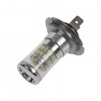 [TURBO LED H7 bílá, 12-24V, 48W]