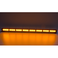 [LED světelná alej, 32x 3W LED, oranžová 910mm, R10 R65]