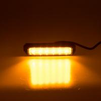 [PREDATOR 6x3W LED, 12-24V, oranžový, ECE R10 R65]