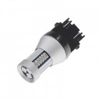 [LED T20 (3157) červená, 12-24V, 30LED / 4014SMD]