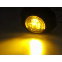 [PROFI výstražné LED svetlo vonkajšie, 12-24V, oranžovej, ECE R65]