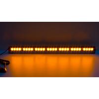 [LED svetelná alej, 28x LED 3W, oranžová 800mm, ECE R10 R65]