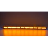 [LED svetelná alej, 40x LED 3W, oranžová 1210mm, ECE R10 R65]
