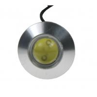[LED světlo pro denní svícení (eagle eye) 23mm, 12V, 3W, bílá]