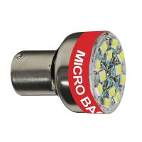 [LED žiarovka BA15S 12V so signalizáciou cúvaní Bi-Bi-Bi ...]