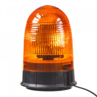 [Halogén maják, 12 i 24V, oranžový magnet, ECE R65]