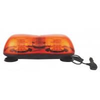 [LED rampa oranžová, 36LEDx3W, magnet, 12-24V, 419mm, ECE R65 / R10]
