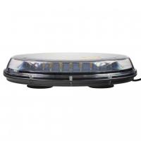 [LED rampa oranžová, 32LEDx3W, magnet, 12-24V, 395mm, ECE R65 / R10]