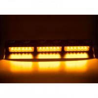 [PREDATOR LED vnútorné, 18x3W, 12-24V, oranžový, 490mm, CE]