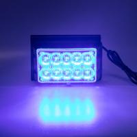 [PREDATOR dual 10x1W LED, 12-24V, modrý, CE]
