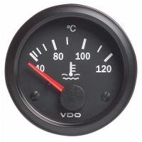 [Wskaźnik temperatury wody VDO 40-120°C 52mm]