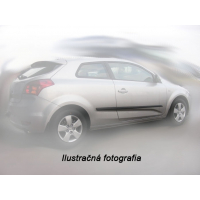 [Ochranné lišty dverí - VW UP 3D]