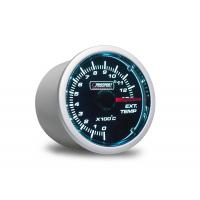 [PROSPORT Smoke Lens prídavný ukazovateľ teploty výfukových plynov EGT s dymovým prekrytím]