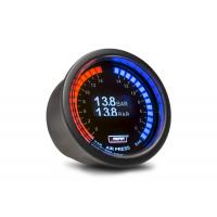 [PROSPORT duálny digitálny ukazovateľ tlaku vzduchu s LED stupnicou po obvode a kompaktnými elektr.snímačmi tlaku]